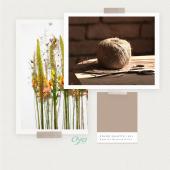 Reboosté.es par les vacances d'été, les fleuristes Oya préparent la rentrée ! Pour l'aborder sereinement, on a travaillé des matières naturelles couleur kraft avec des végétaux aux teintes chaudes. Saurez-vous trouver le thème de notre nouvelle collection ? . . . #kraft #rentrée #collection #collectionflorale #savoirfaire #artfloral #flowerstagram #oya #oyafleurs