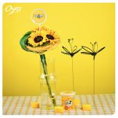 🌞 Mettez du soleil dans votre intérieur avec un bouquet de tournesols ! Effet bonne mine garanti !  🌻 Profitez-en le bouquet de soleil à 9,90 € jusqu'au 27 juin (dans la limite des stocks disponibles). Vous pouvez le réserver par téléphone à  votre boutique Oya fleurs  préférée et venir le récupérer en boutique !