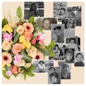 """📸 CONCOURS 💐 Oya fleurs a ouvert les pages de son album souvenirs ! Pour fêter ces beaux moments d'enfance, nous vous proposons de remporter le bouquet """"Le bonheur d'être ensemble"""" de la collection Souvenirs de famille. - Pour participer, racontez-nous en commentaire un beau souvenir. Si vous le souhaitez, invitez vos amis à partager leurs souvenirs. Vous avez jusqu'au dimanche 21 mars pour participer. - En attendant de vous lire, saurez-vous reconnaitre les membres des équipes Oya fleurs ? . . . Le bouquet sera livré en France métropolitaine. Le gagnant sera tiré au sort lundi 22 mars à 12h. Jeu non géré ni sponsorisé par Instagram. #jeu #concours #oya #oyafleurs #flowerstagram #collectionflorale #flowers #fleuriste"""